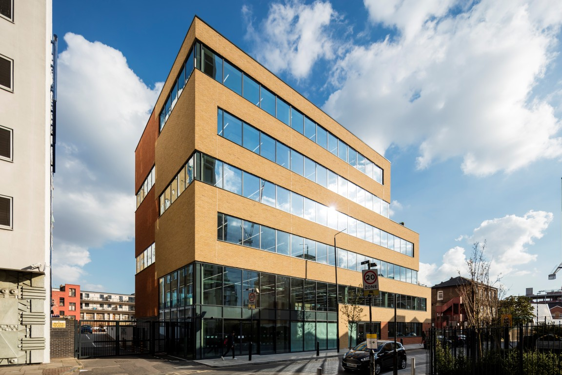 Whitechapel Office Building Sold