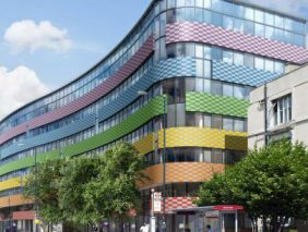 Isledon Road project financed by Barclays