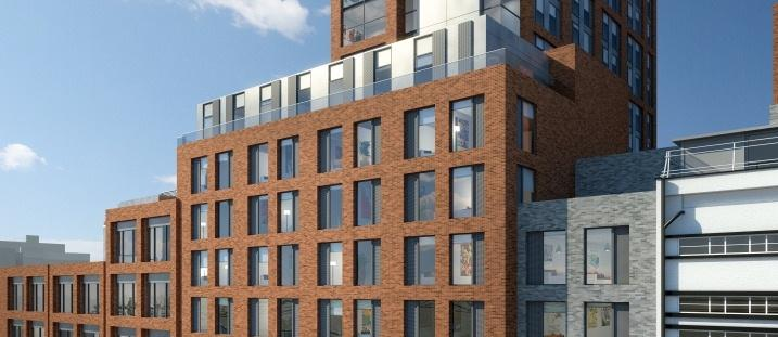 Generation Estates obtain major planning consent for City University development