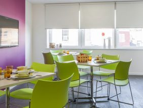 A Pure new approach to student living is launched