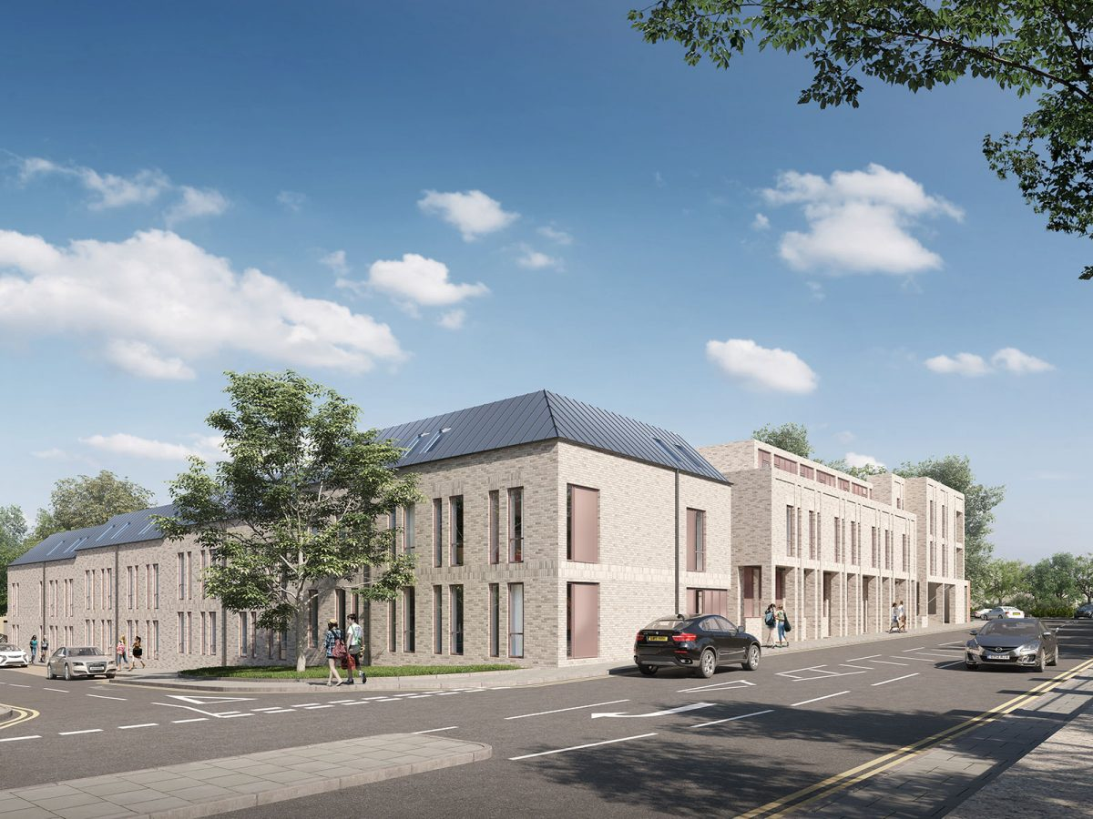 Europa Generation fund 197- bed scheme with Watkins Jones in Canterbury