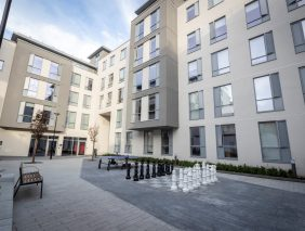 Highlight Thomas Street launches successfully into the Dublin student accommodation market and achieves fully occupancy in first year of operation.